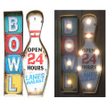 LED WALL SIGN BOWL