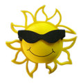 Antenna Ball  Sunshine W/Glasses