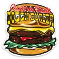 MOON Cafe MOON Burger Floor Mats  ムーン カフェ ムーン バーガー フロアマット