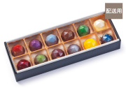 誕生石チョコレート 12個入[デリカショップ 配送商品]