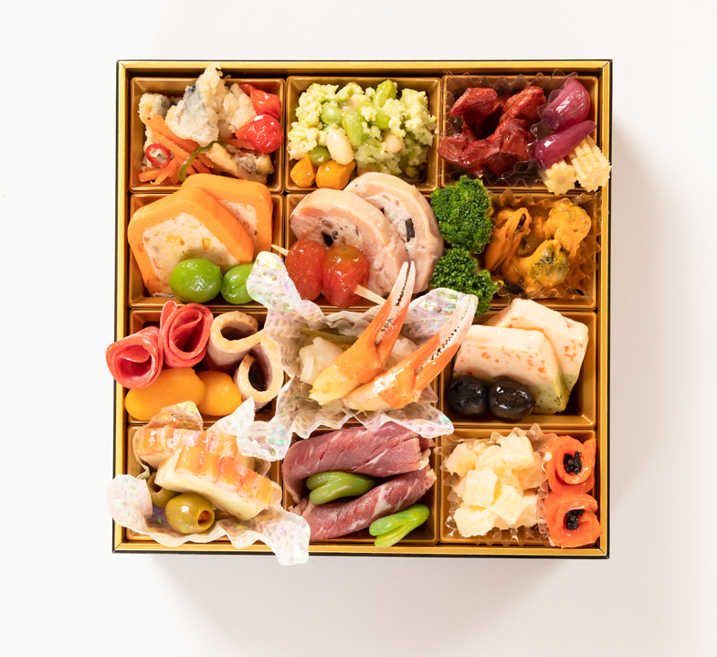 【送料無料】新春オードブル ANAクラウンプラザホテル大阪 おせち料理2021【配送地域限定】