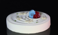 【クリスマスケーキ2019】ラズベリーホワイトチョコ【デリカショップ 店舗お受け取り商品】【店頭お渡し期間:12月14日から25日まで】