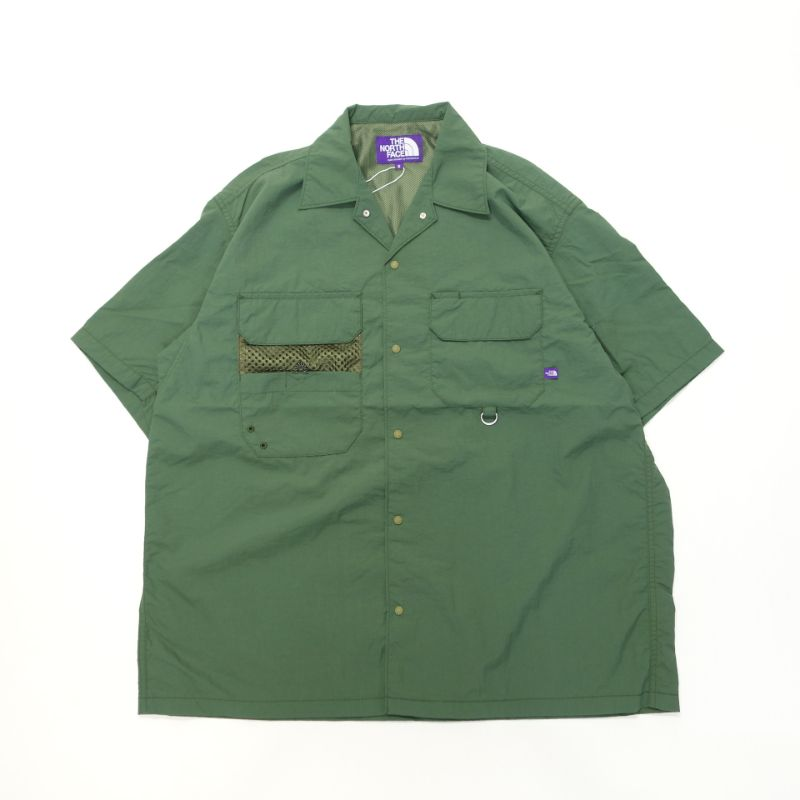 THE NORTH FACE PURPLE LABEL Lounge Field H/S Shirt