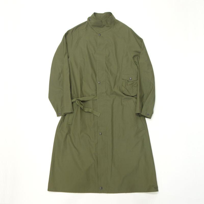 Nigel Cabourn U.K. ARMY GAS COAT - RIP CLOTH