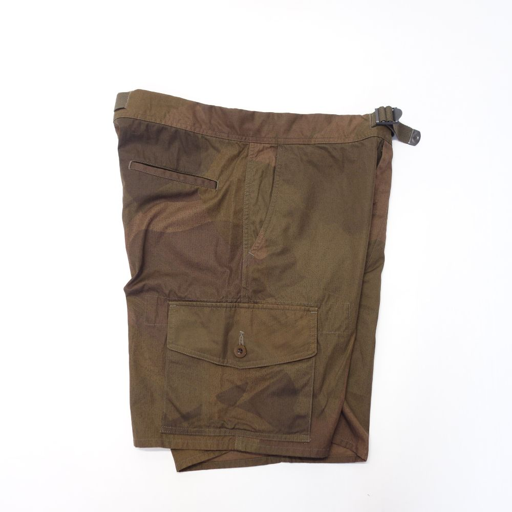 Nigel Cabourn S.A.S. COMBAT SHORT - S.A.S. CAMOUFLAGE