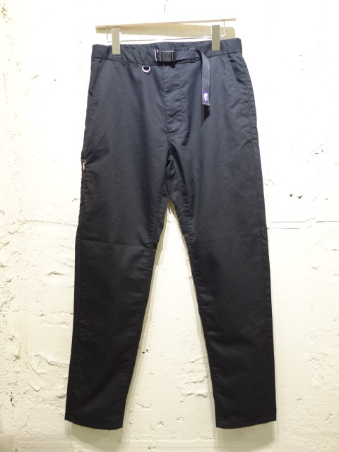 THE NORTH FACE PURPLE LABEL Stretch Twill Tapered Pants 【SALE】