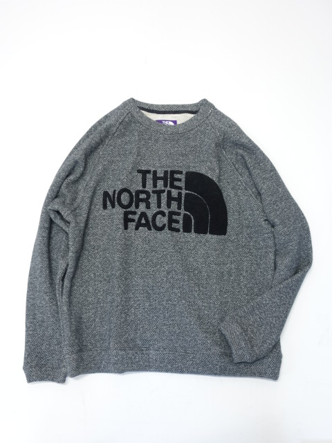 THE NORTH FACE PURPLE LABEL Mountain Sweat Crew 【SALE 30%OFF】