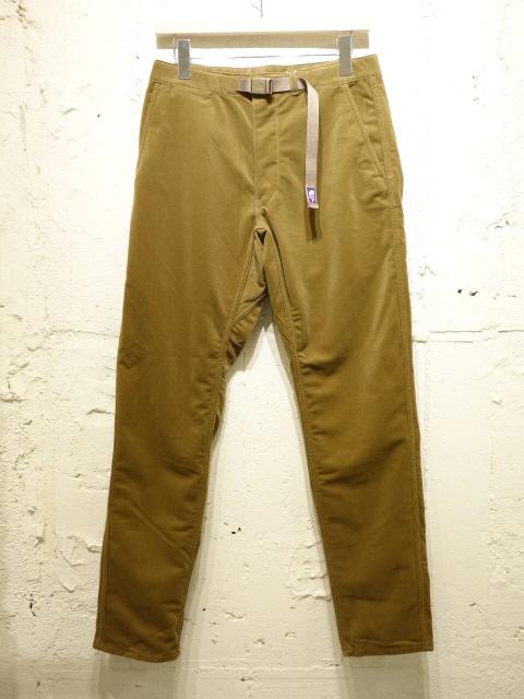 THE NORTH FACE PURPLE LABEL Corduroy Field Pants 【SALE 30%OFF】