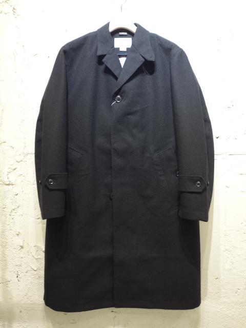 nanamica GORE-TEX Chesterfield Coat