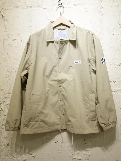 nanamica Coach Jacket