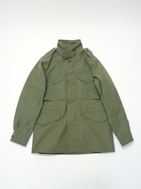 Nigel Cabourn M-43 TYPE FIELD JACKET - WEATHER CLOTH