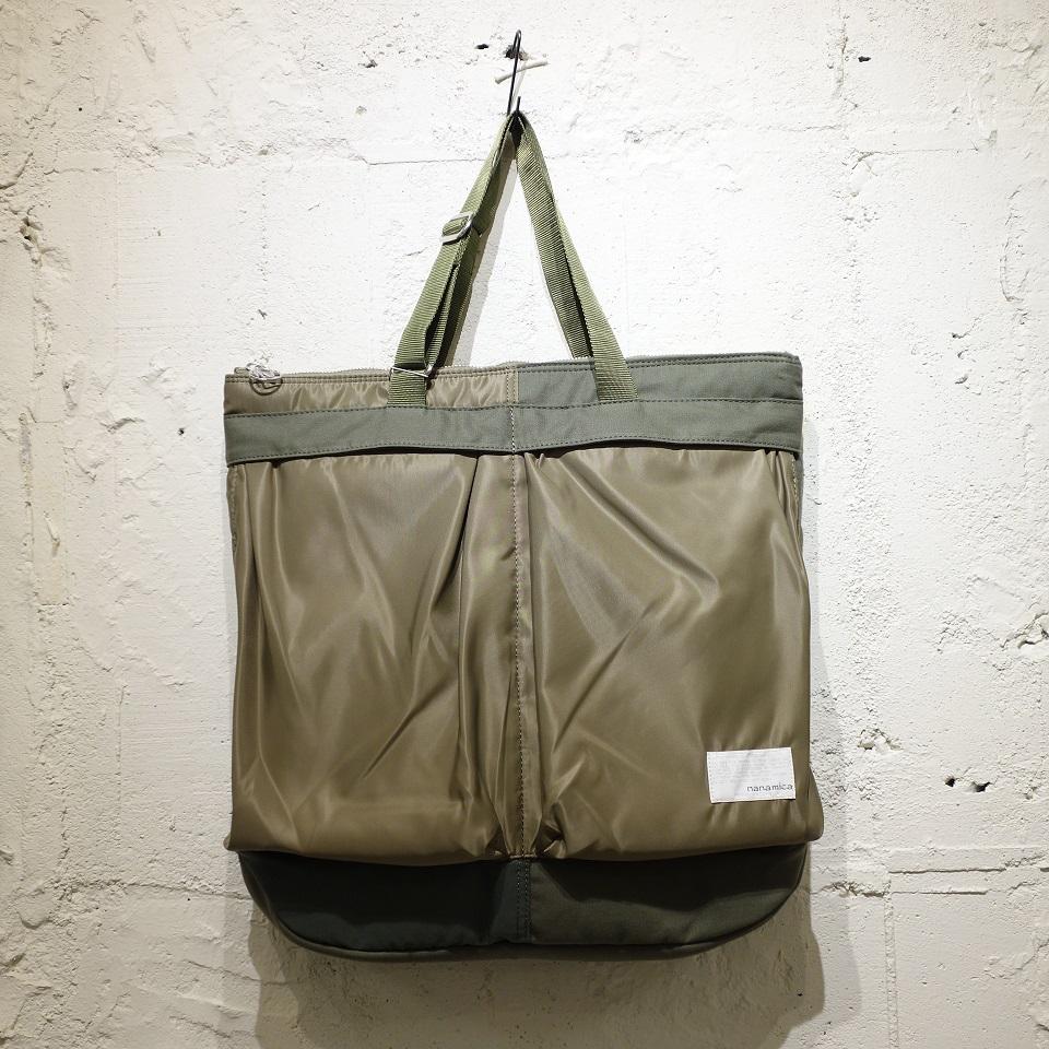 nanamica Helmet Bag
