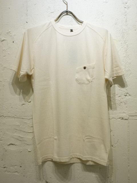 Nigel Cabourn BASIC T-SHIRT ベーシックTシャツ