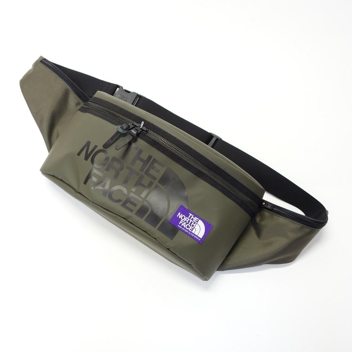 THE NORTH FACE PURPLE LABEL TPE Waist Bag 【SALE】
