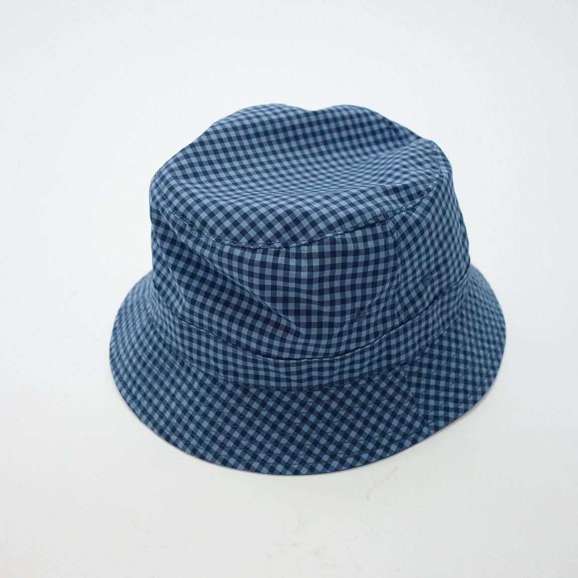 nanamica Gingham Reversible Hat 【SALE】