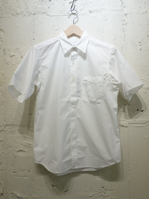 nanamica Wind H/S Shirt 【SALE】