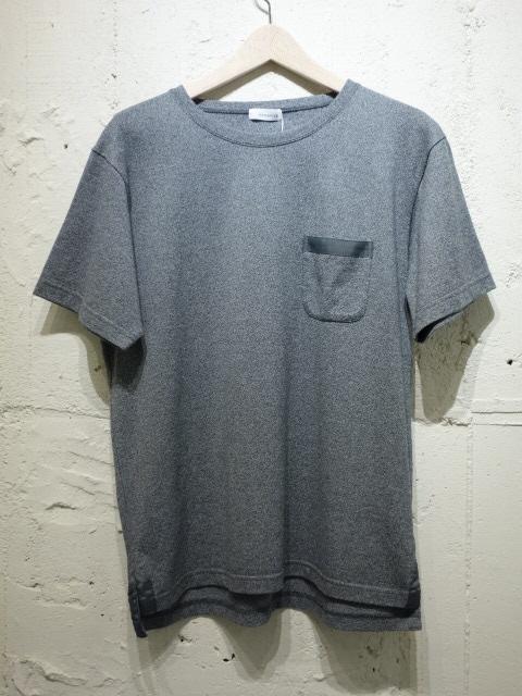 nanamica Crew Neck H/S Shirt 【SALE】