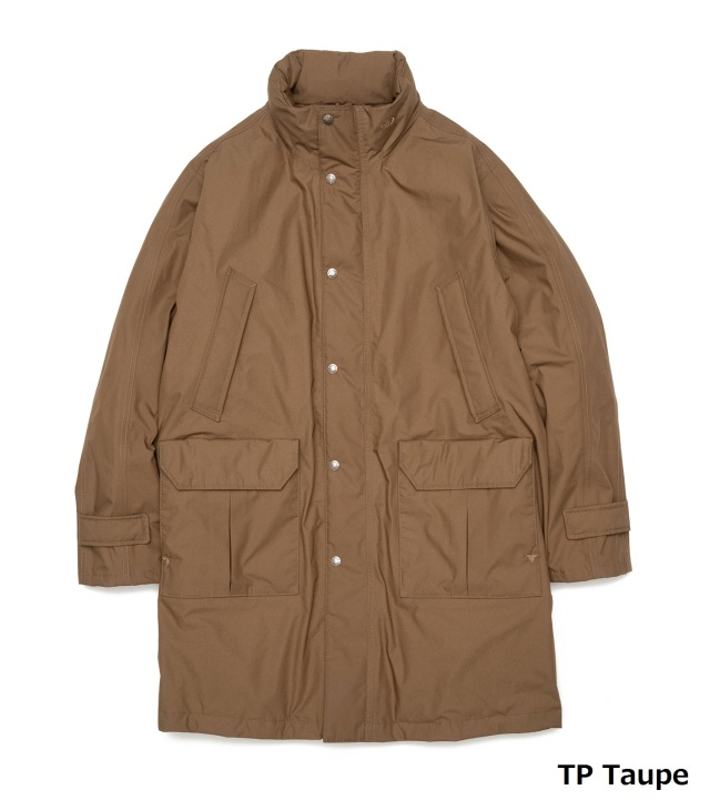THE NORTH FACE PURPLE LABEL 65/35 HYVENT Mountain Down Coat