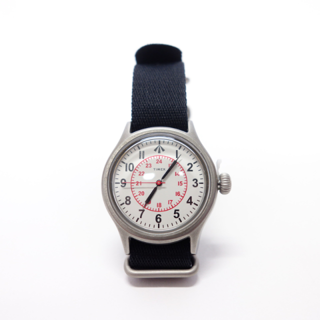 Nigel Cabourn X TIMEX NAVAL OFFICERS WATCH