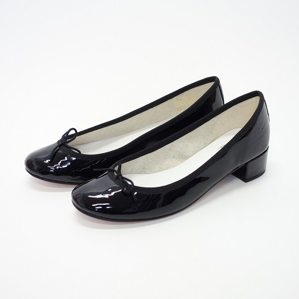repetto Camille/カミーユ Patent leather/パテントレザー