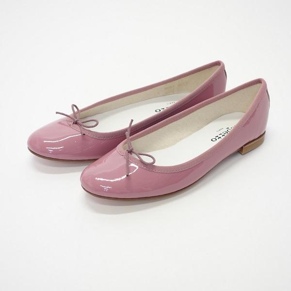 repetto Cendrillon / サンドリオン Patent leather / パテントレザー