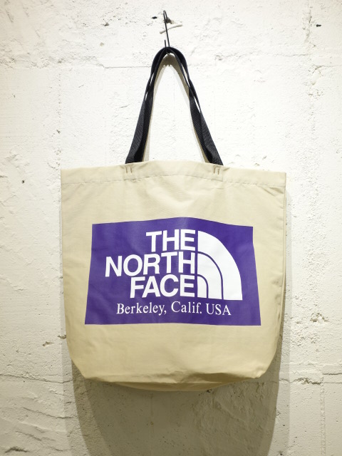 THE NORTH FACE PURPLE LABEL Logo Print Tote