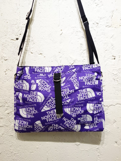 THE NORTH FACE PURPLE LABEL Logo Print Shoulder Bag S