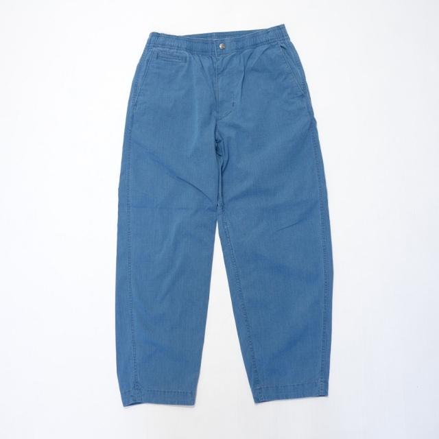 THE NORTH FACE PURPLE LABEL Indigo Mountain Shirred Waist Pants