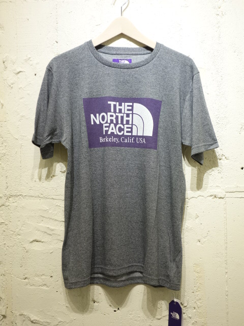 THE NORTH FACE PURPLE LABEL H/S Logo Tee 【SALE】