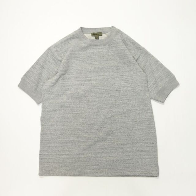 Nigel Cabourn 40'S WORK CREW NECK SHORT SLEEVE