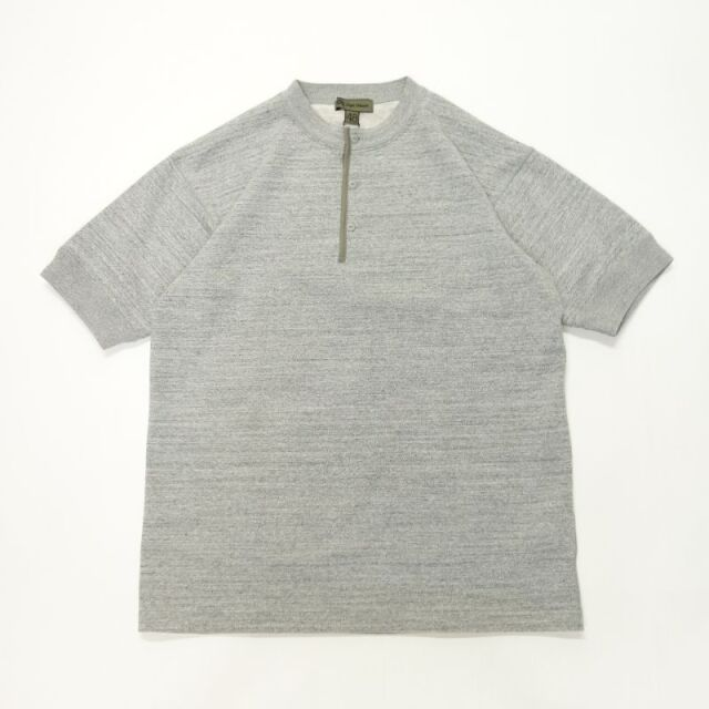 Nigel Cabourn 40'S WORK HENLEY NECK SHORT SLEEVE