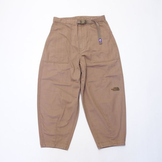 THE NORTH FACE PURPLE LABEL HerringboneTwill WideCropped Pants
