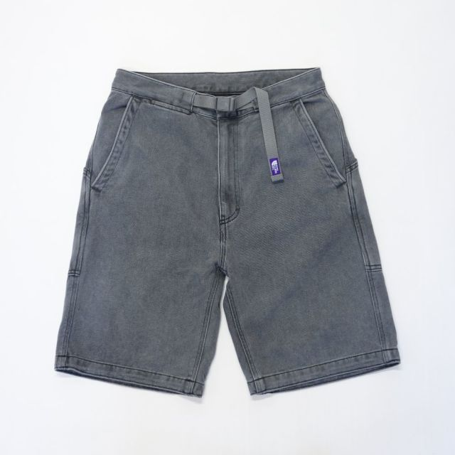 THE NORTH FACE PURPLE LABEL Denim Field Shorts