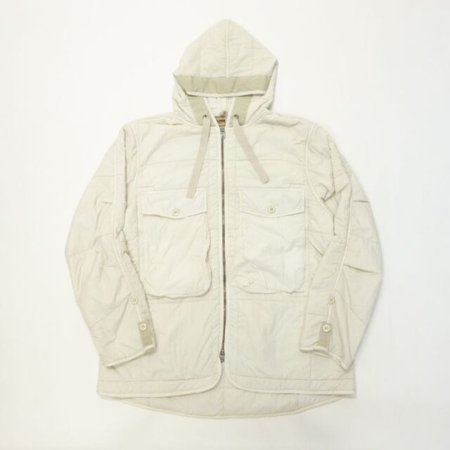 Nigel Cabourn LYBRO MODIFIED LINER - QUILTED NYLON
