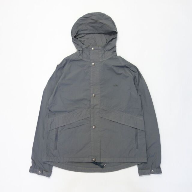 THE NORTH FACE PURPLE LABEL Garment Dye Mountain Wind Parka