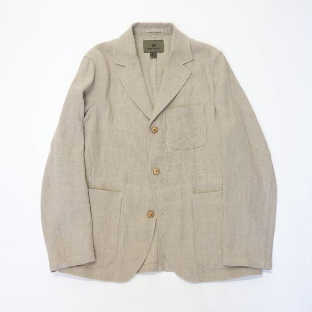 Nigel Cabourn HOSPITAL JACKET - FRENCH LINEN