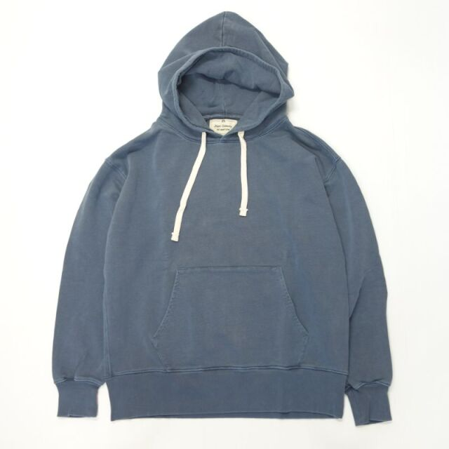 Nigel Cabourn THE ARMY GYM EMBROIDERED ARROW HOODIE