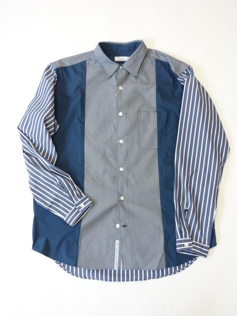 nanamica Wind Panel Shirt