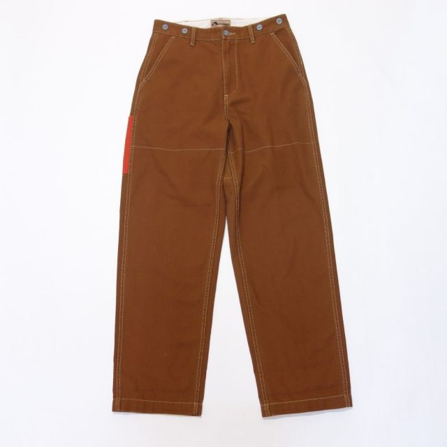 Nigel Cabourn LYBRO WELDERS PANT - CANVAS 【SALE】