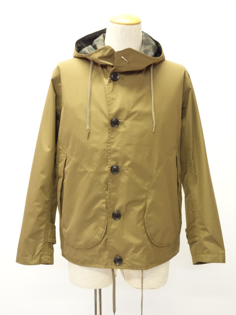 nanamica GORE-TEX Cruiser Jacket 【SALE 30%OFF】