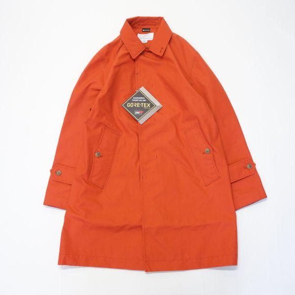 nanamica GORE-TEX® Soutien Collar Coat 【SALE】