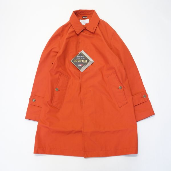 nanamica GORE-TEX® Soutien Collar Coat 【SALE】