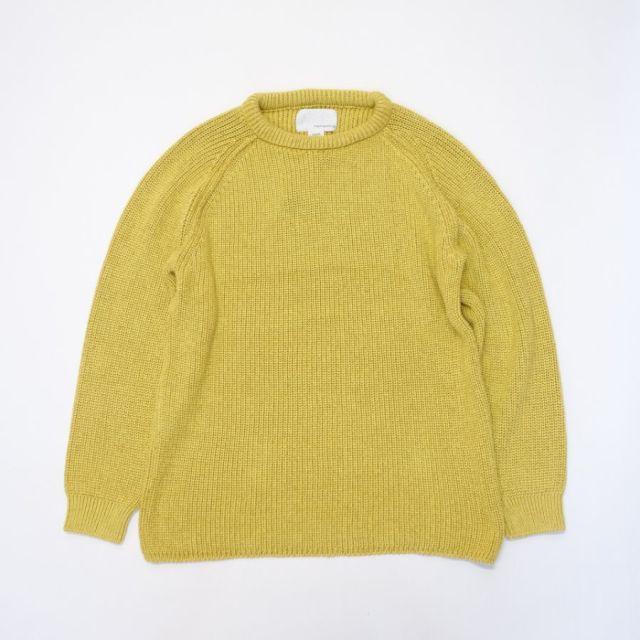 nanamica Crew Neck Sweater 【SALE】