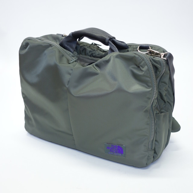 THE NORTH FACE PURPLE LABEL LIMONTA Nylon 3Way Bag 【SALE】