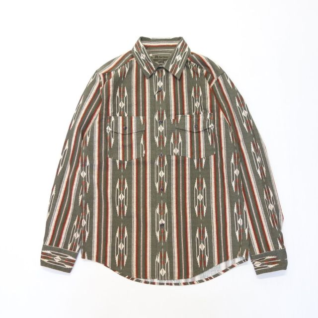 Nigel Cabourn 70'S NATIVE SHIRT