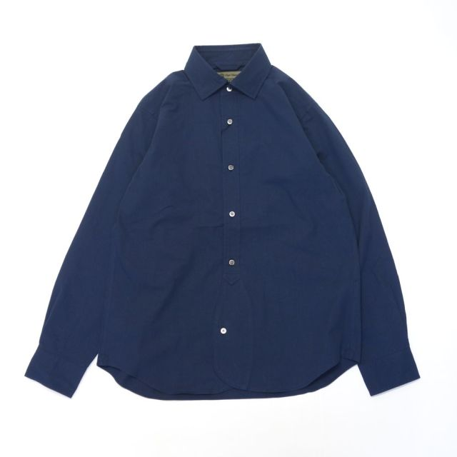 Nigel Cabourn BRITISH OFFICERS SHIRT - HIGH DENSITY TWILL