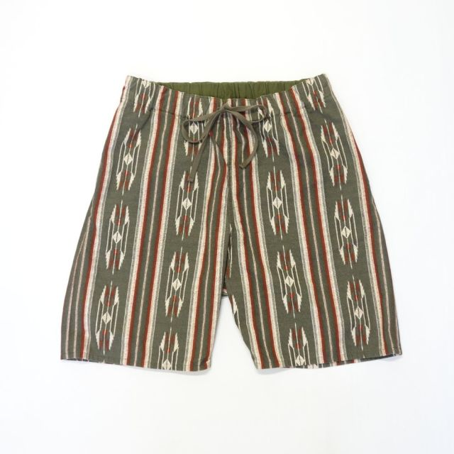 Nigel Cabourn 70'S NATIVE GYM SHORT