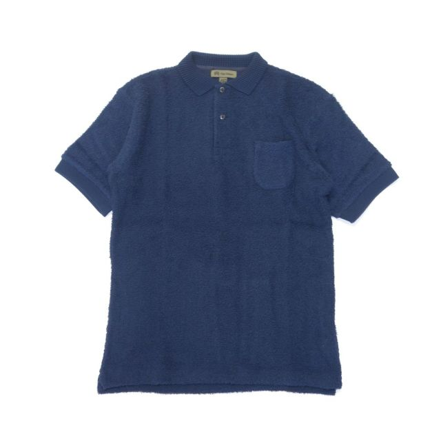 Nigel Cabourn RUSSEL PILE POLO
