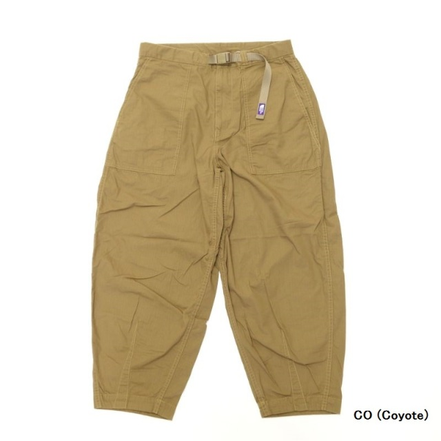 THE NORTH FACE PURPLE LABEL Ripstop Wide Cropped Pants
