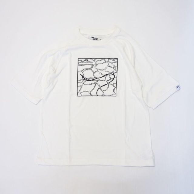 nanamica nanamican Graphic Tee 【SALE】